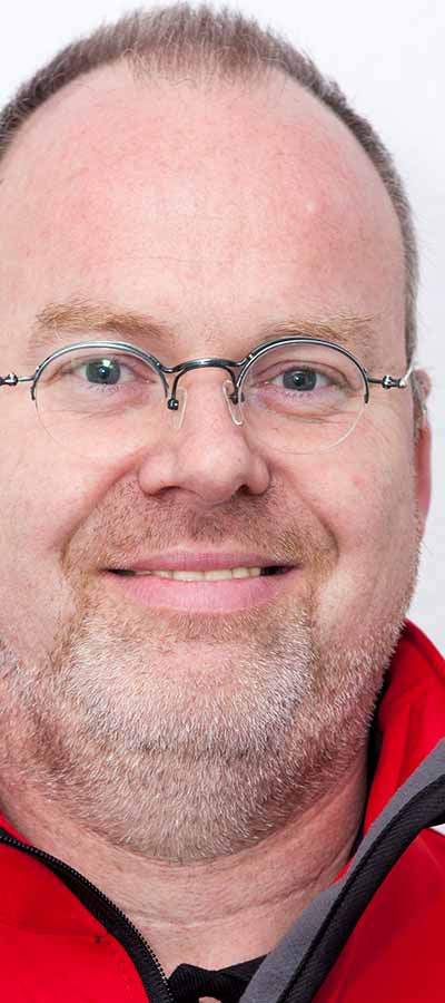 SAFECOR Service Support Mattias Klink