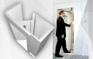 SingleDoor – Biometrische Personenschleuse
