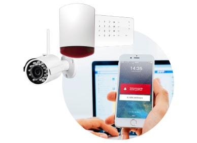 Smart Alarm Alarmanlage